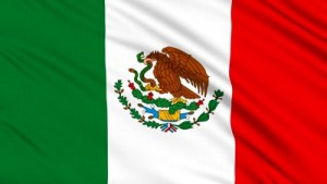 stock-footage-mexican-flag-with-real-structure-of-a-fabric